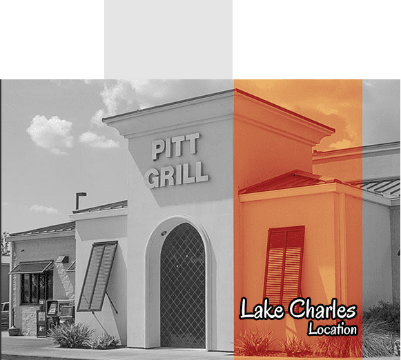 Pitt Grill Lake Charles Location
